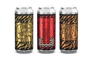 cervezas inspiradas en Twin Peaks