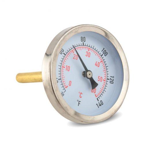 Termómetro metálico par Fast Ferment