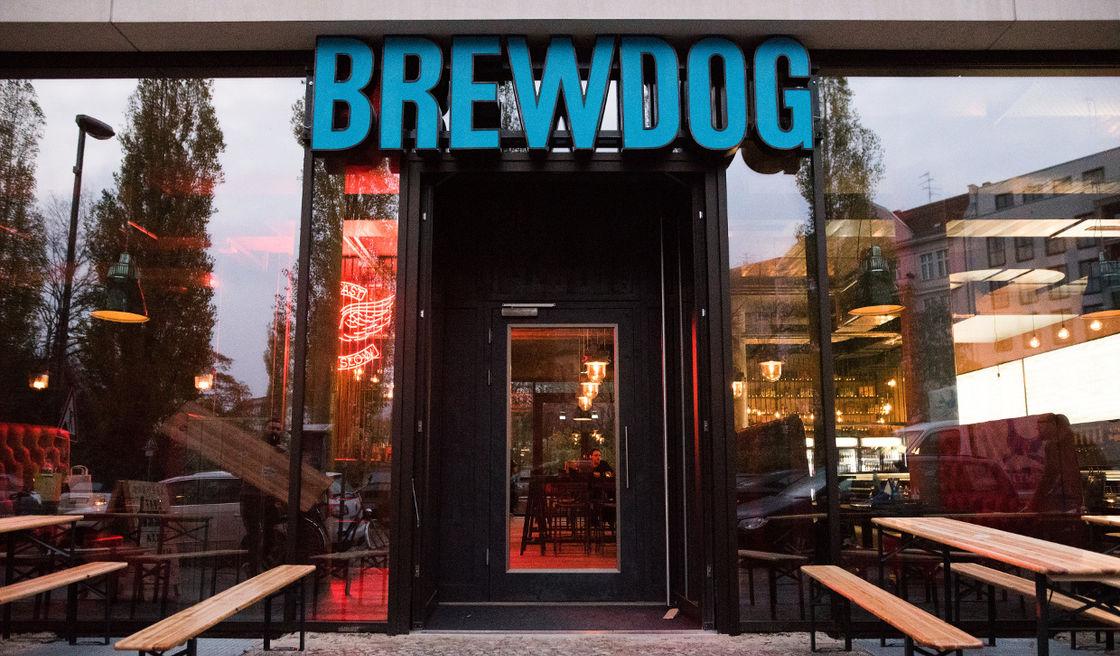 BrewDog cerveza gratis