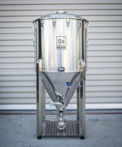 Fermentador cónico 1BBL de SS-Brewtech