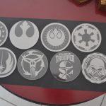 Portavasos de Star Wars