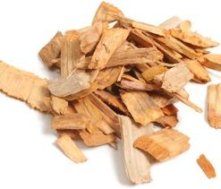 Chips de madera de Durazno