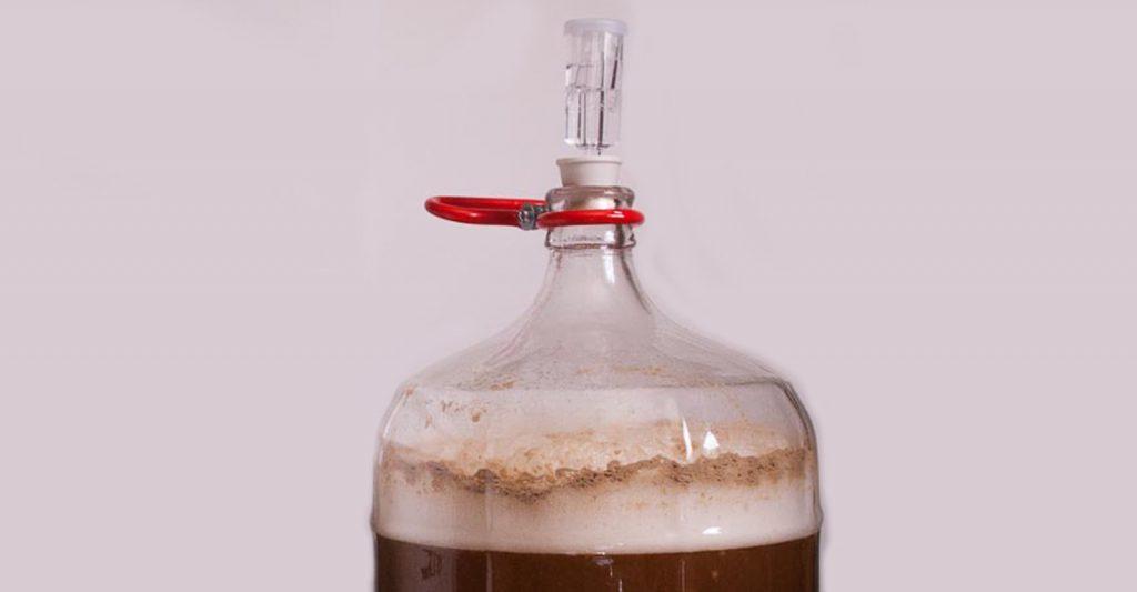 fermentación estancada