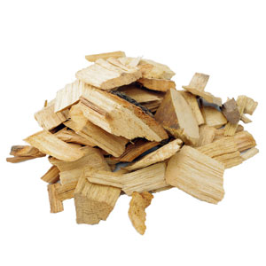 Chips de madera de Manzano
