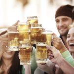 beber cerveza con moderación es bueno para el corazón