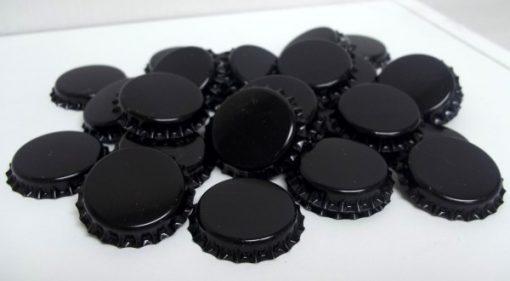 Corcholata lisa negra importada