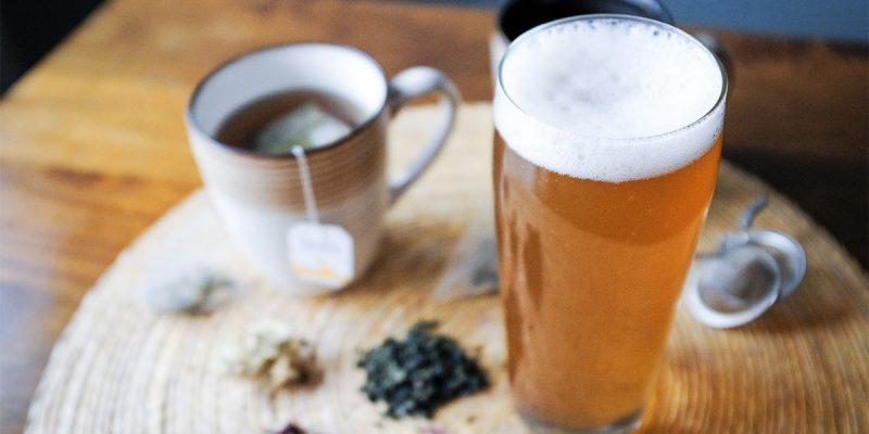 cervezas de té