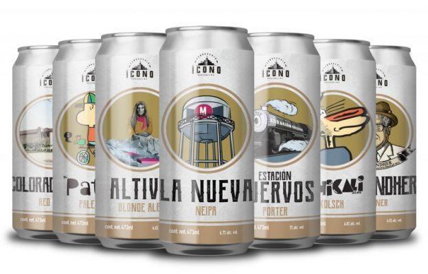 cervecería Icono World Beer Awards
