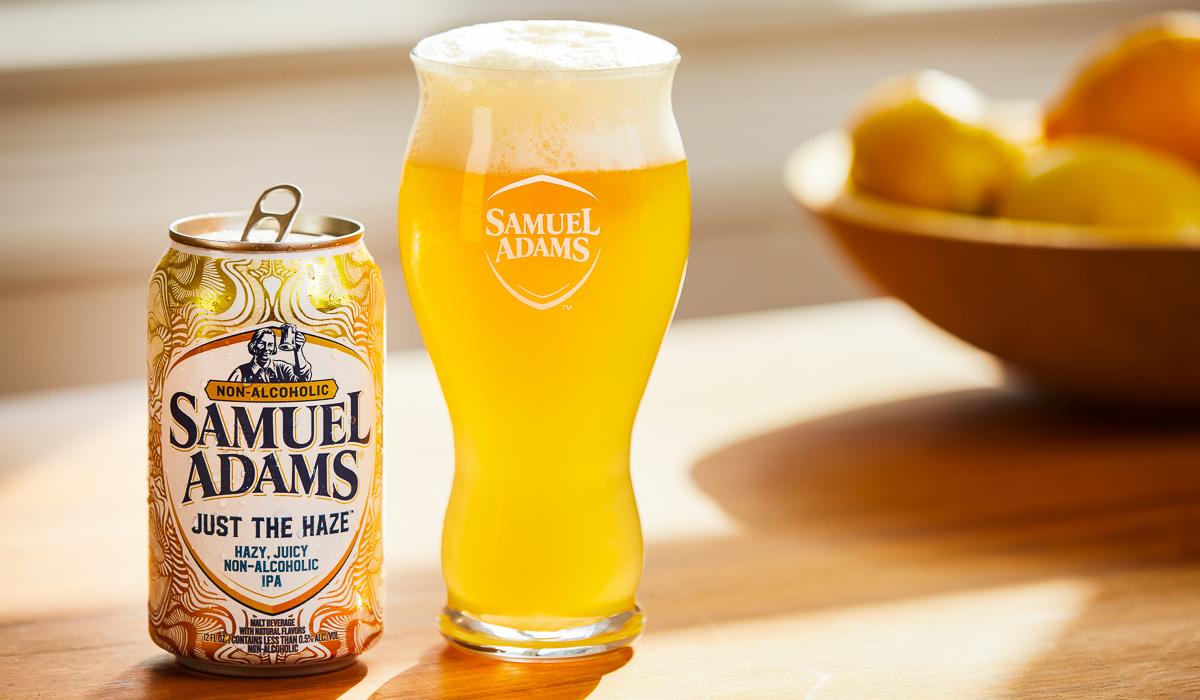 Samuel Adams sin alcohol