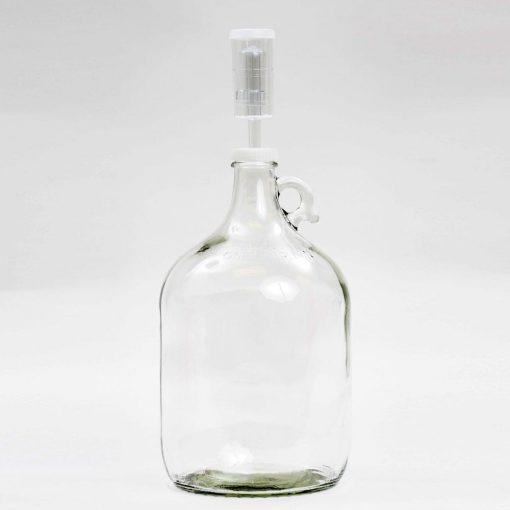 fermentador de vidrio