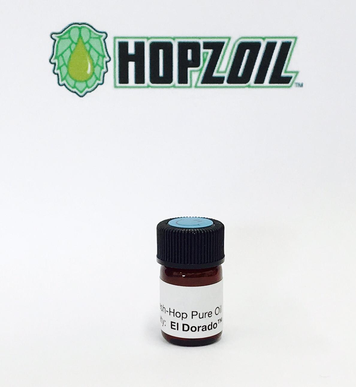 aceite de lúpulo Hopzoil El Dorado
