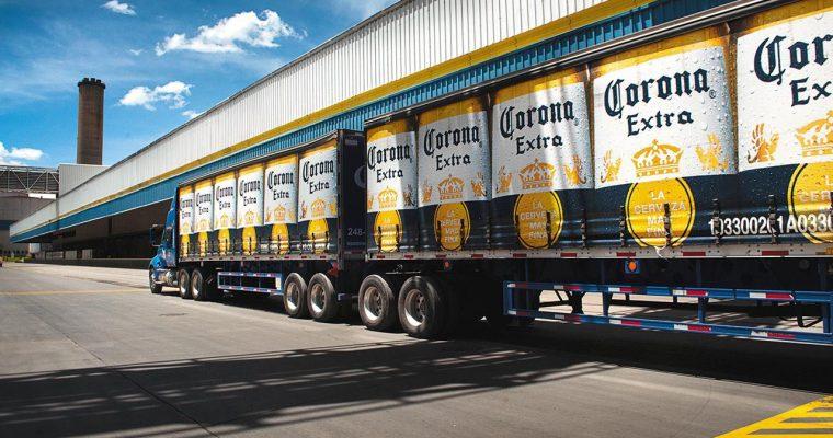Grupo Modelo suspensión producción cervezas