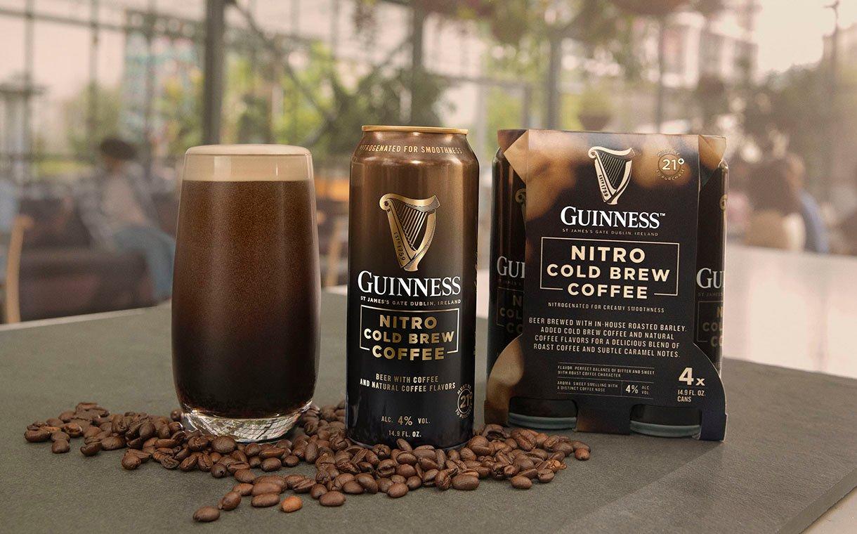 Guinness de café