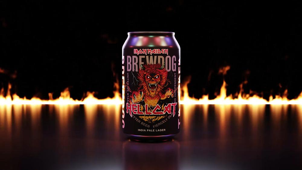 Iron Maiden BrewDog