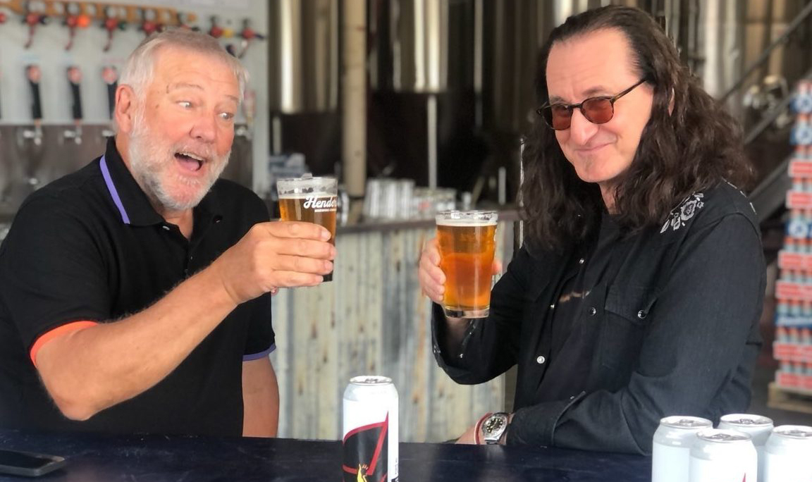 Rush cerveza artesanal