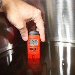 termómetros digitales para elaboración de cerveza