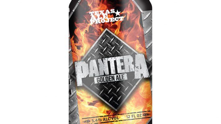 cerveza oficial de Pantera
