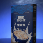 cereal sabor cerveza de Bud Light