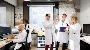 Inteligencia Artificial en la elaboración de cerveza