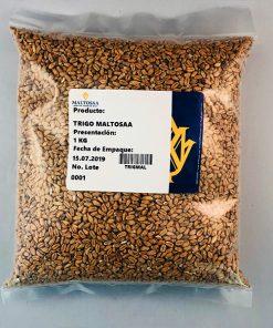 Malta de trigo