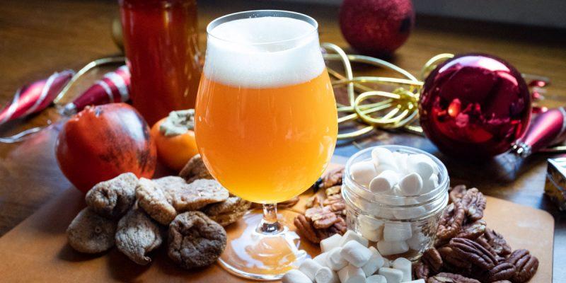 hacer cerveza navideña