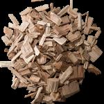 Chips de madera de Hickory