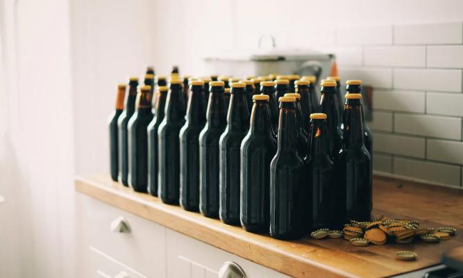 acondicionamiento en botella