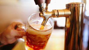 cerveza para combatir problemas gastrointestinales