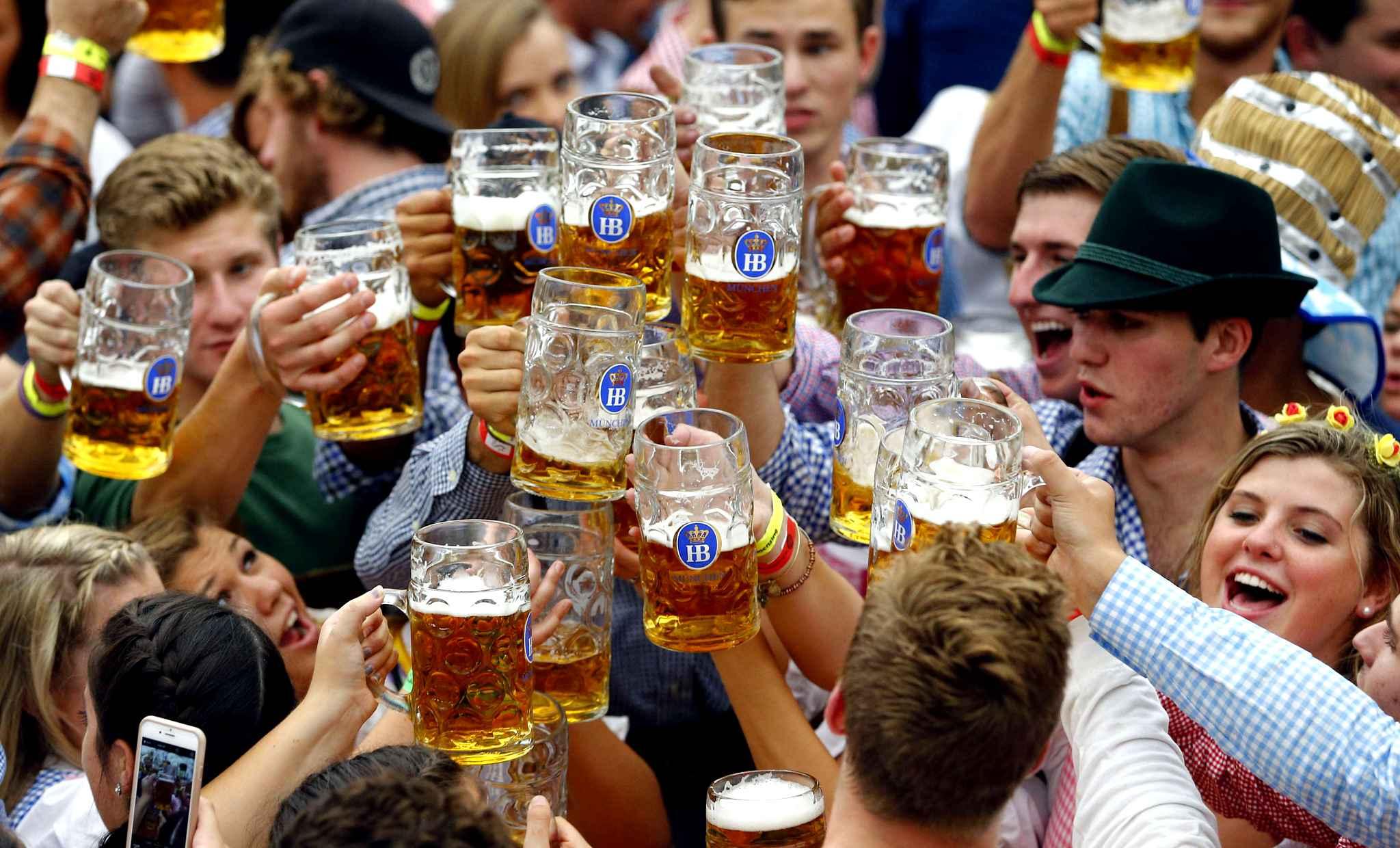 cosas que no sabías sobre el Oktoberfest