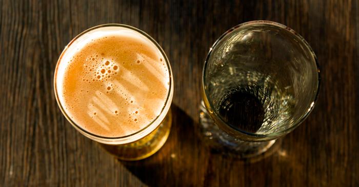 cerveza de sesión