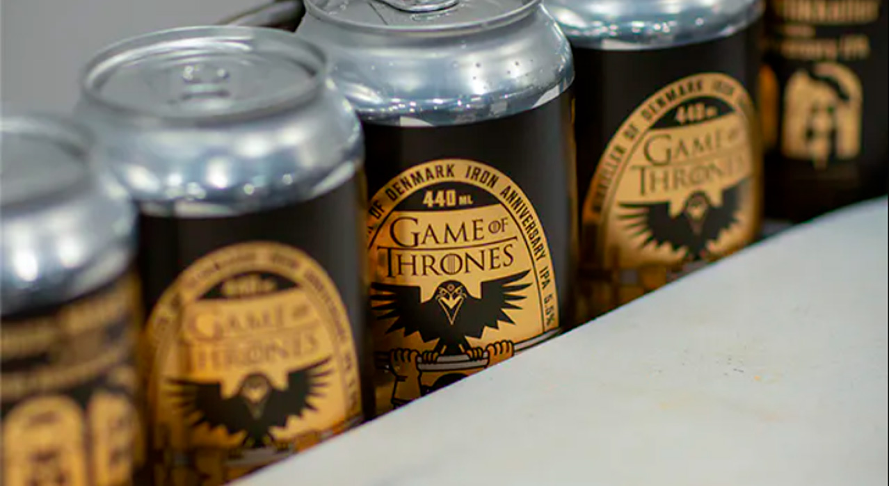 cerveza de Game of Thrones