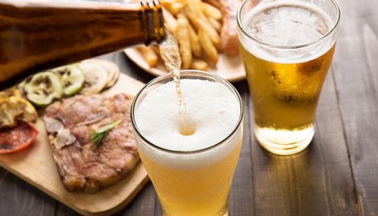 alimentos que van con cada estilo de cerveza