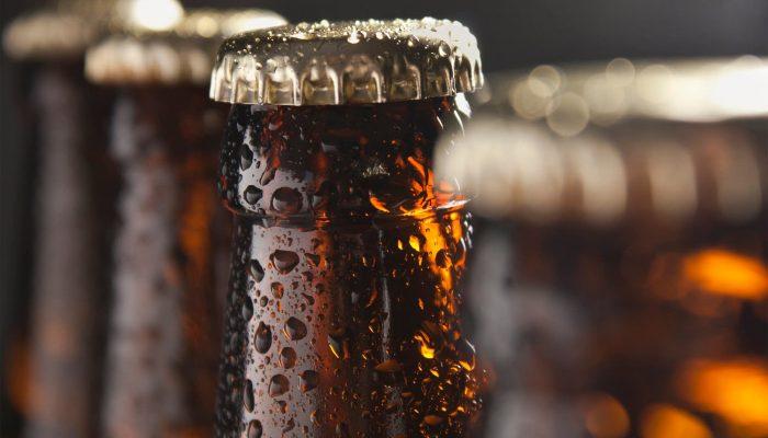 venta de cerveza caliente en Sonora