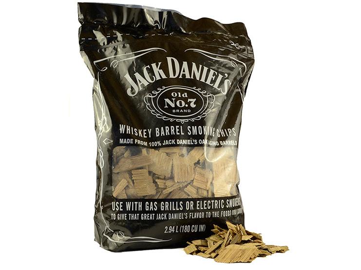 Chips barrica Jack Daniel's