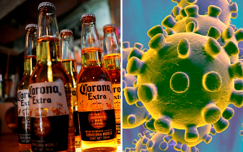 coronavirus cerveza corona