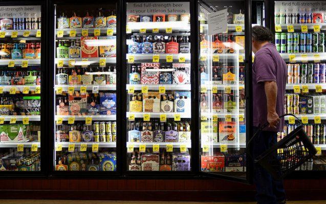 supermercados tiendas de conveniencia cerveza artesanal