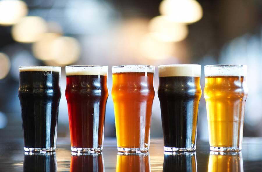beber cerveza artesanal