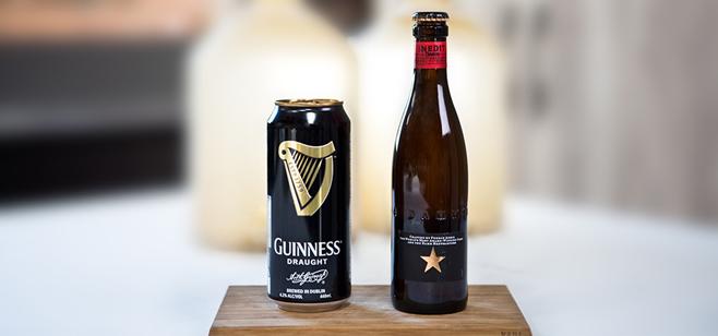 diseñar el empaque de una cerveza