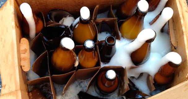 errores más comunes en la elaboración de cerveza artesanal