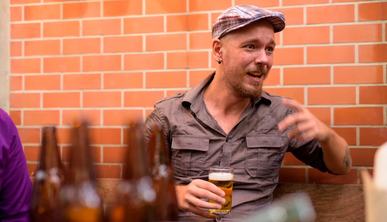 esnob cervecero