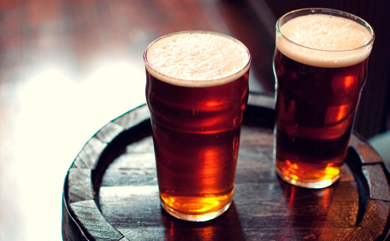 ésteres en la cerveza
