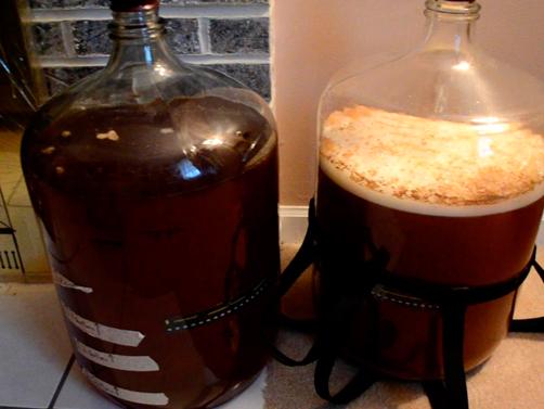 fermentación secundaria