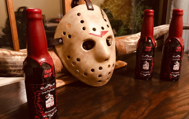 Camp Crystal Lake American Red Ale