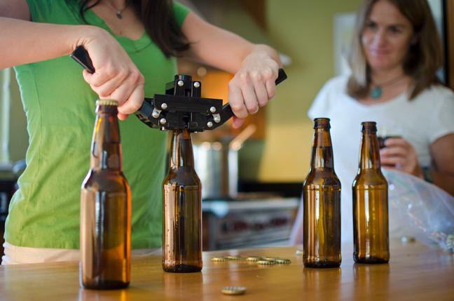 hacer tu propia cerveza