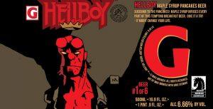 cervezas oficiales de Hellboy