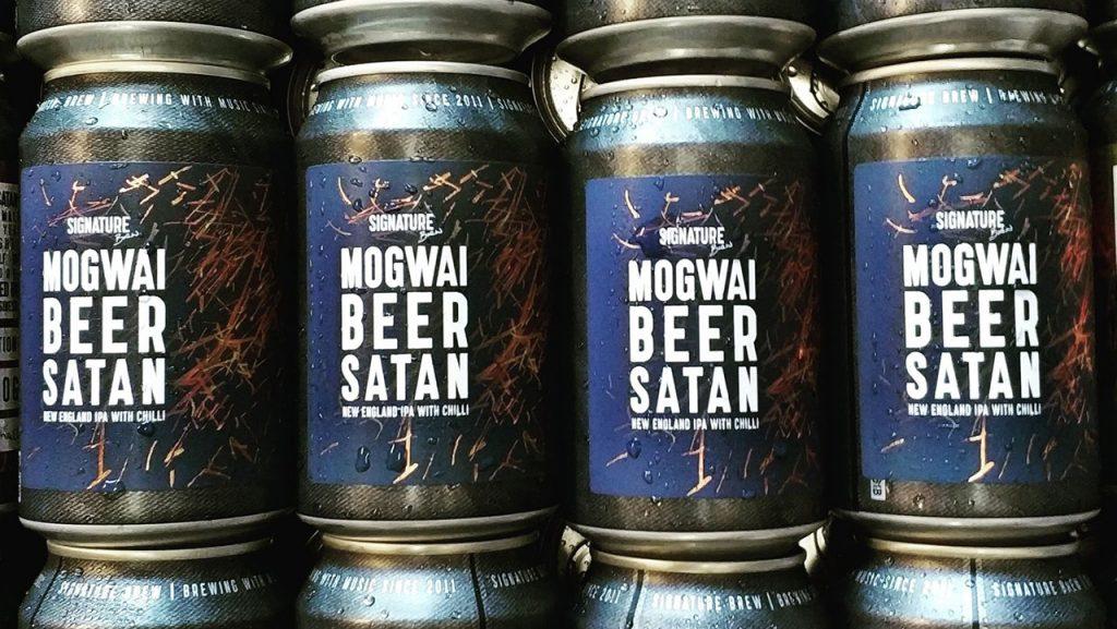 Mogwai Beer Satan