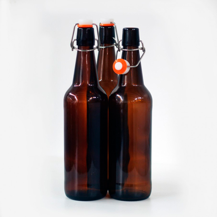 lata o botella