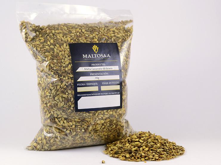 Malta Caramelo 60L