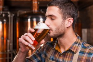preparar el paladar para probar cervezas