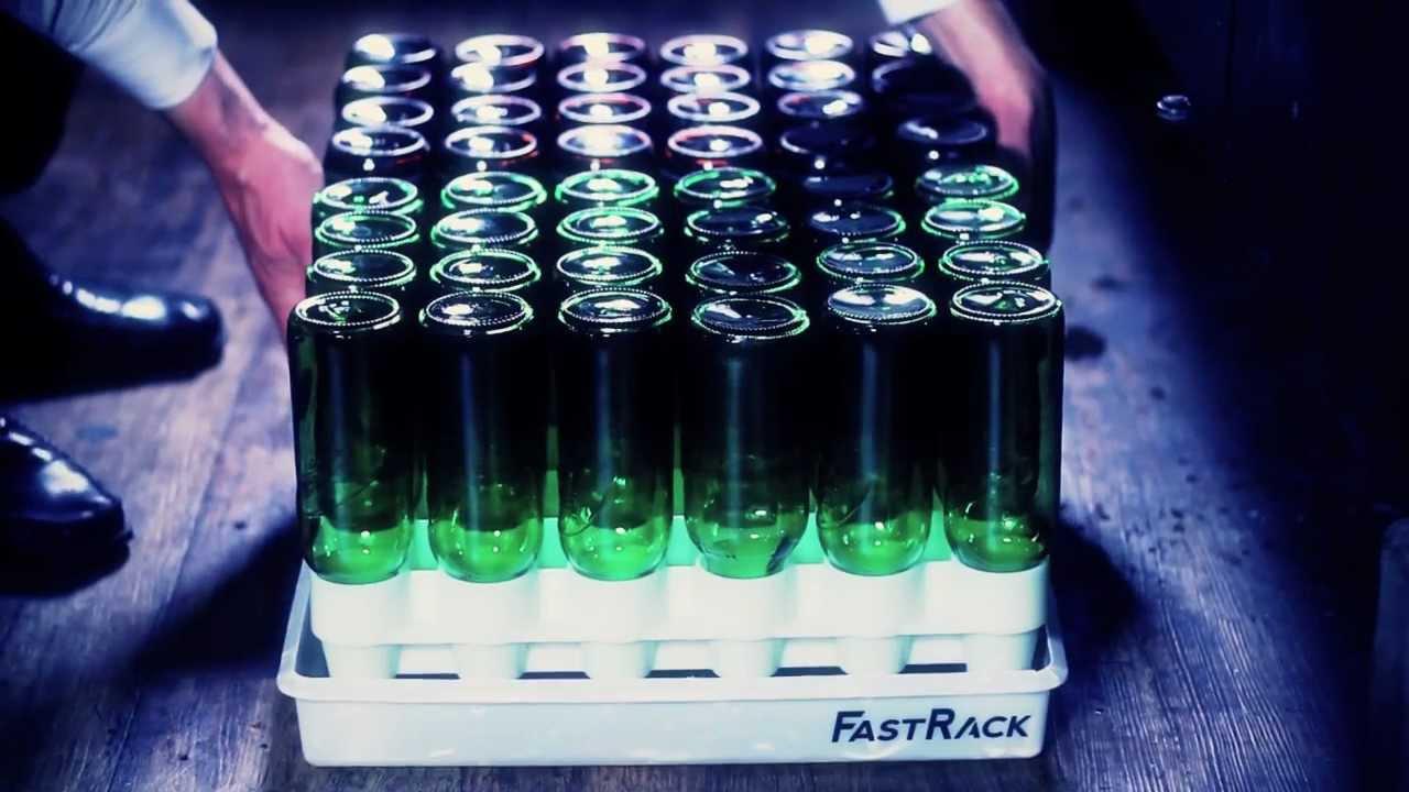 secar botellas para cerveza